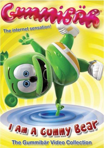 I Am A Gummy Bear DVD