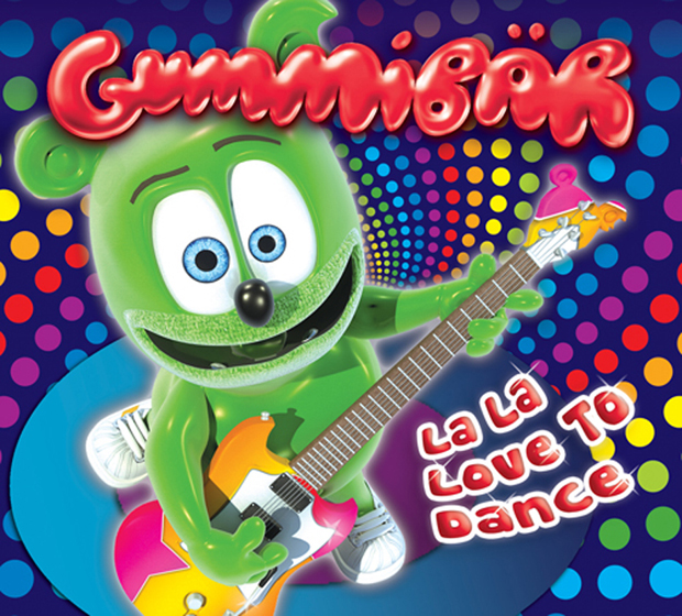 Gummibär – La La Love To Dance CD