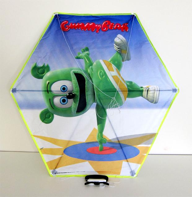 Gummibär Kite