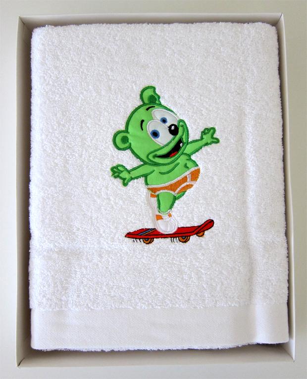 Gummibär Towel Set