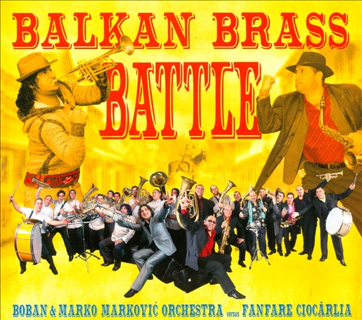 Romanian Brass Band Fanfare Ciocarlia Covers I Am A Gummy Bear (The Gummy Bear Song)