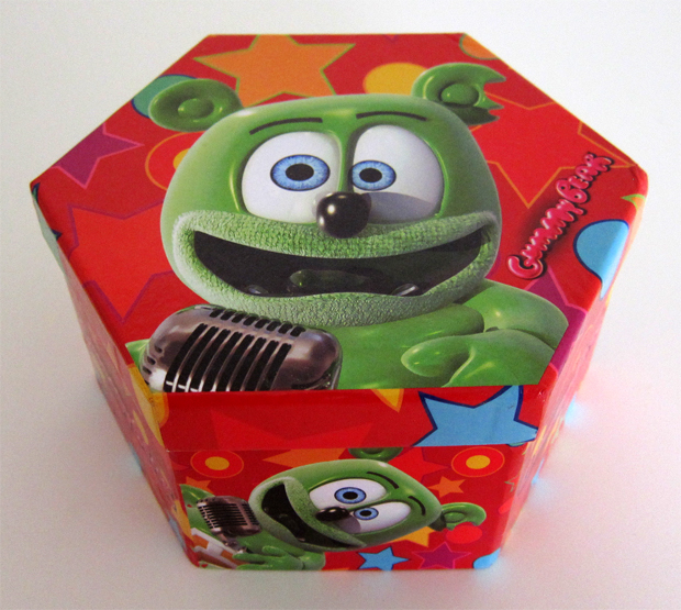 Gummibär 46 Piece Drawing Box