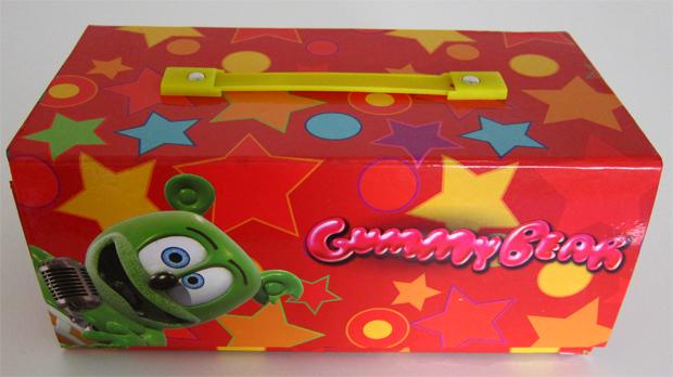 Gummibär 54 Piece Drawing Box
