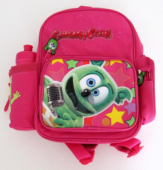 Gummibär Pink Backpack