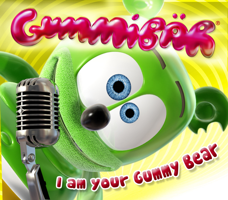 Gummibär – I Am Your Gummy Bear CD