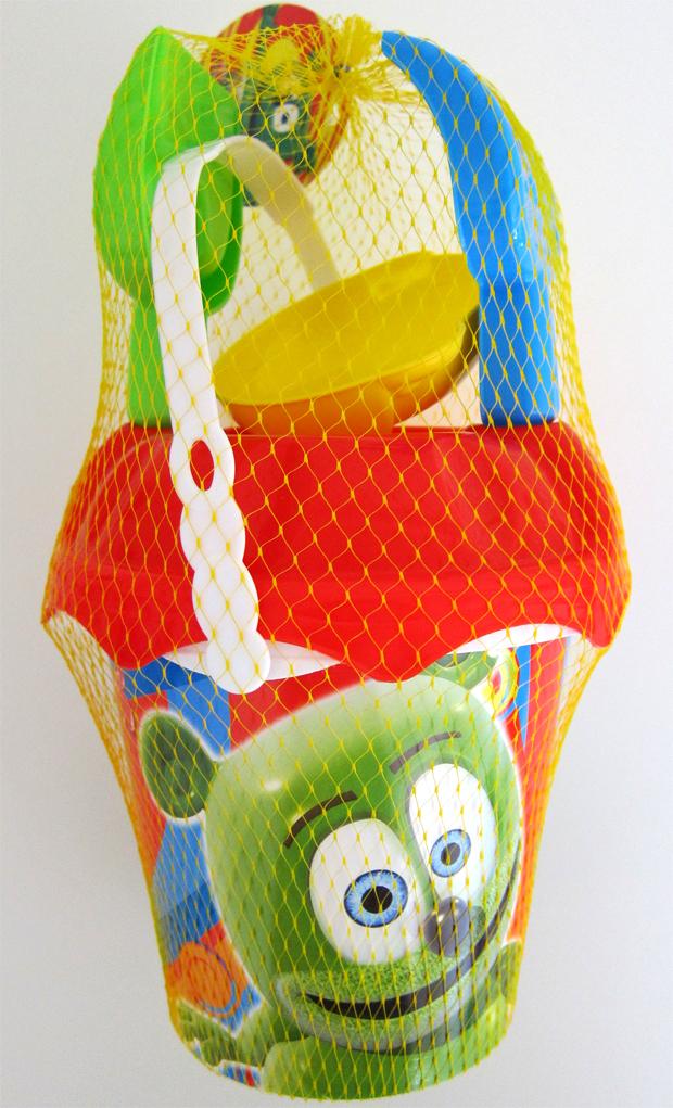Gummibär Sand Bucket Set