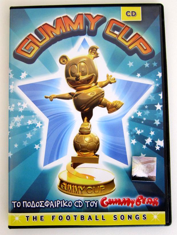 Gummibär – Gummy Cup Album