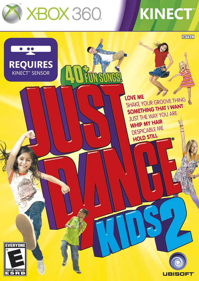 Just Dance Kids 2 Released In the USA