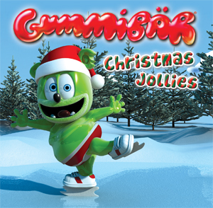 Gummybear International Releases Gummibär's Christmas Jollies EP on CD