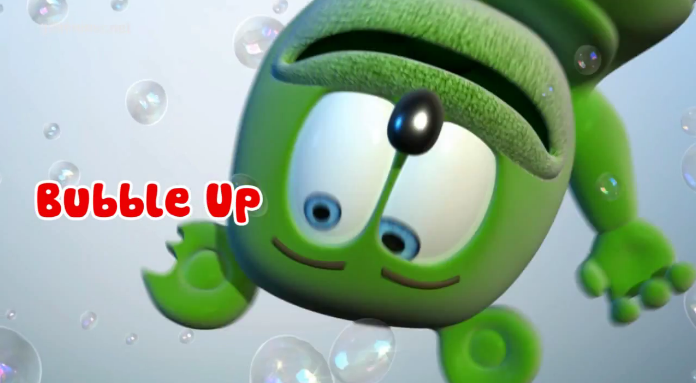 Bubble Up Lyric Video