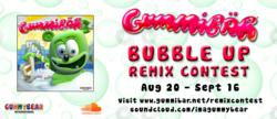 "Gummybear International Announces Gummibär ""Bubble Up"" SoundCloud Remix Contest"