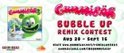 """Gummybear International Announces Gummibär """"Bubble Up"""" SoundCloud Remix Contest"""
