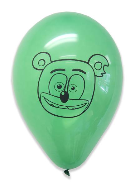 Gummibär Balloons