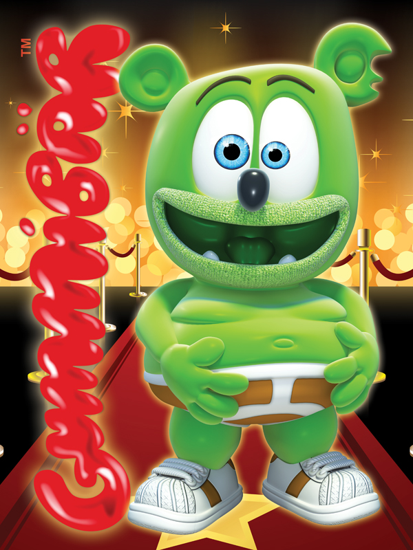 Gummibär Poster