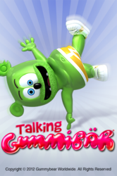 Gummybear International In Conjunction With Talking Toys SL Release Talking Gummibär App For Apple iPhone And iPad