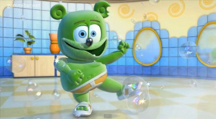 Bubble Up (Polish Version)