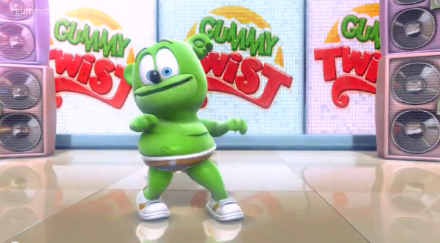 Gummibär – Gummy Twist Video