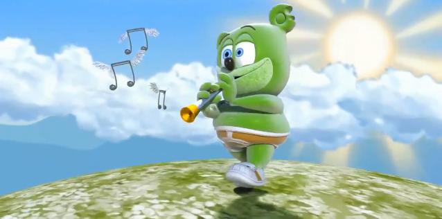 Gummibär – Wati Wati Wu Video
