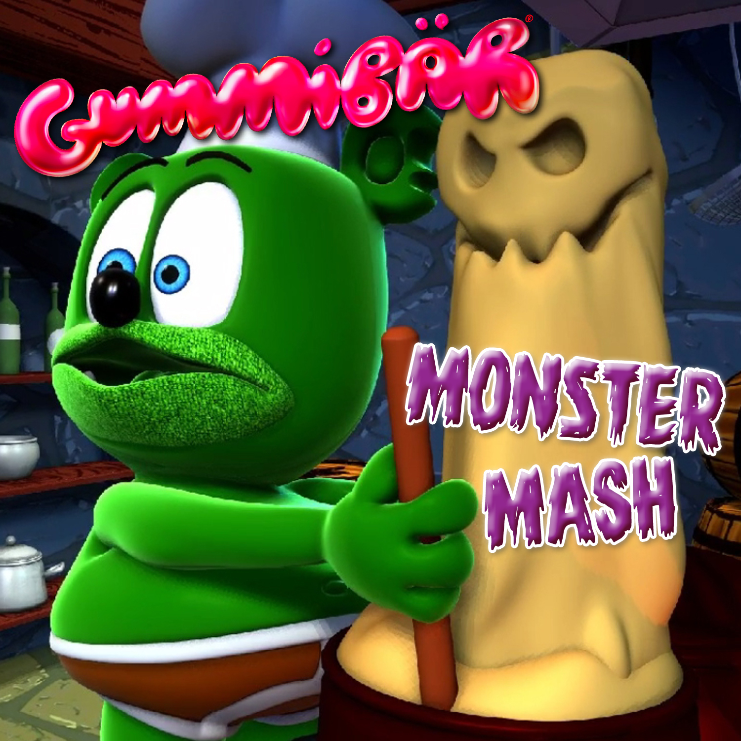 "Wacky New Animated Version of the ""Monster Mash"" Thrills YouTube Viewers for Halloween"