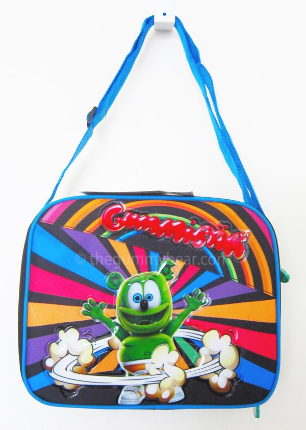 Gummibär Blue Lunch Bag