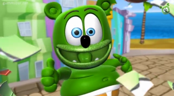 Gummibär – Gummy Bomba
