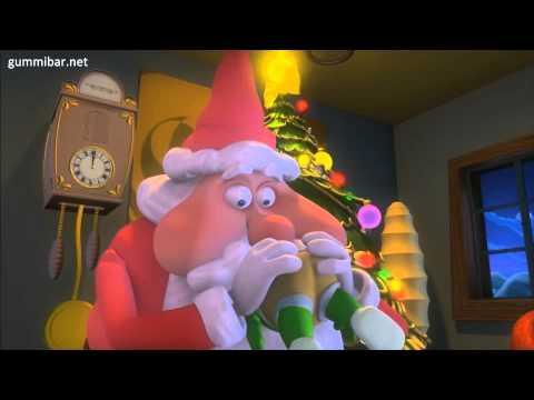 Santa Versus The Gummibär Plush Toy