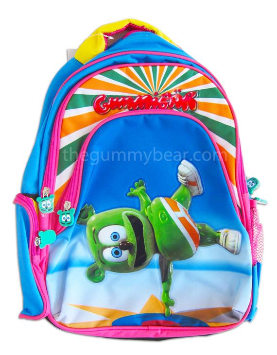 Gummibär Backpack