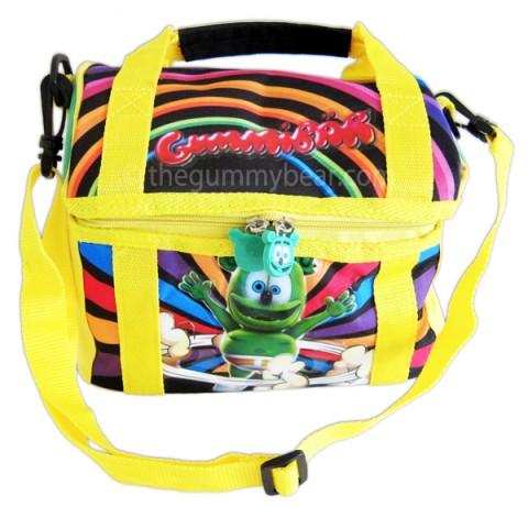 Gummibär Yellow Lunch Bag