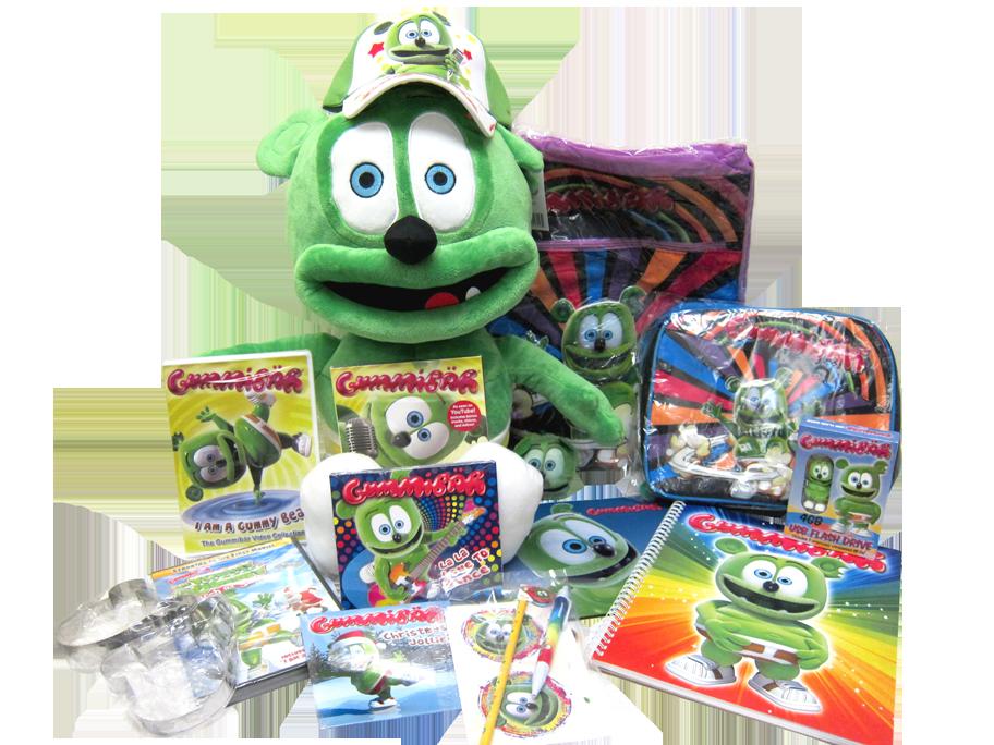 Gummybear International Announces The Gummibär Jumbo Christmas Stocking Giveaway Worth Over $200 In Prizes