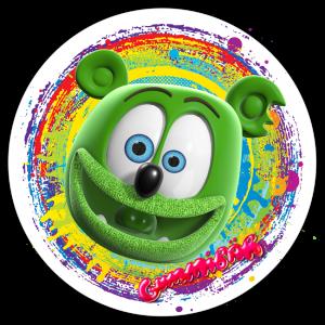 Gummibar-Head-Color-Swirl-Sticker