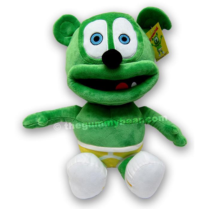 Jumbo Gummibär Plush Toy