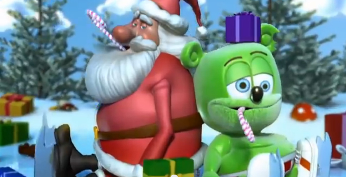 Gummibär – Christmas Megamix