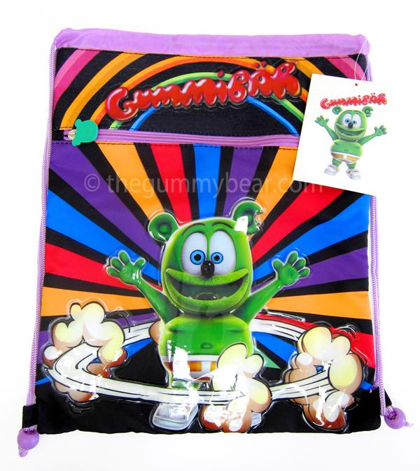 Gummibär Drawstring Backpack