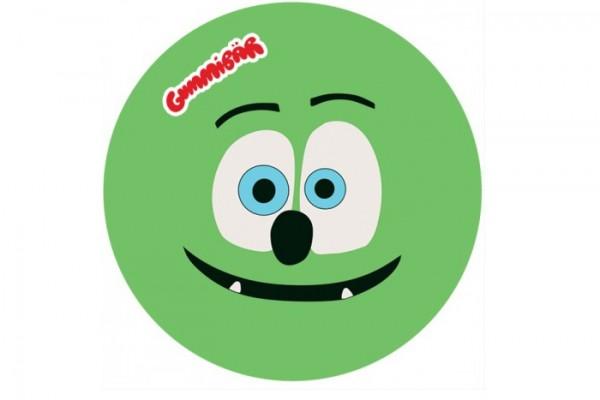 Gummibär Flat Face Sticker