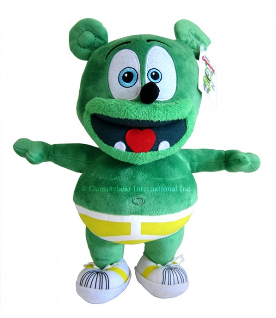 Gummibar Imperfect Plush