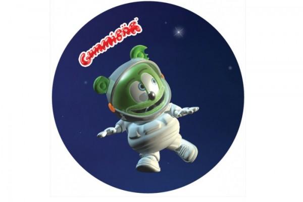 Gummibär Outer Space Sticker