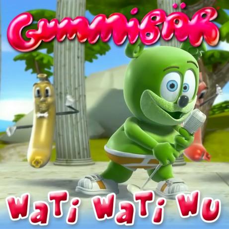 """Gummibär – """"Wati Wati Wu"""" MP3"""