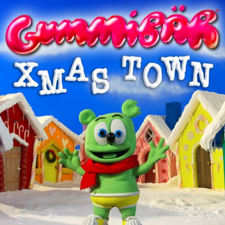 "Gummibär – ""Xmas Town"" MP3"