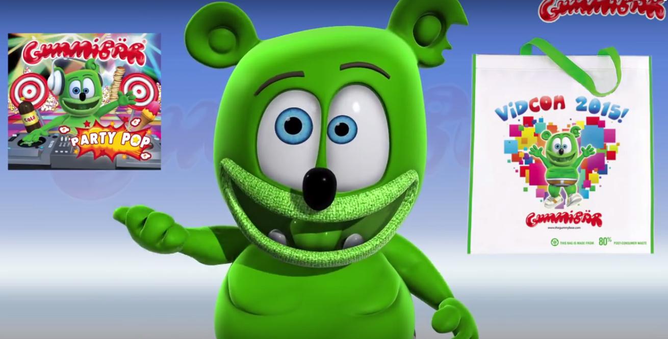 Gummibär – VidCon Announcement Video