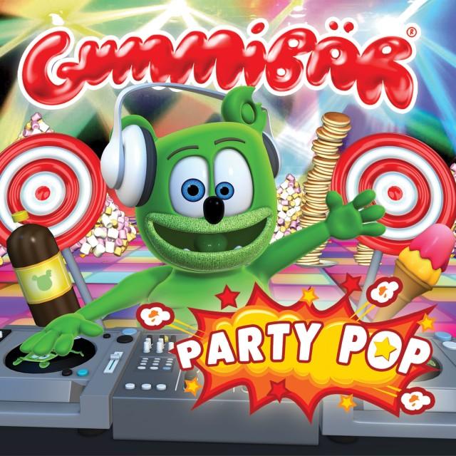 Gummybear International Announces Party Pop CD Release Date
