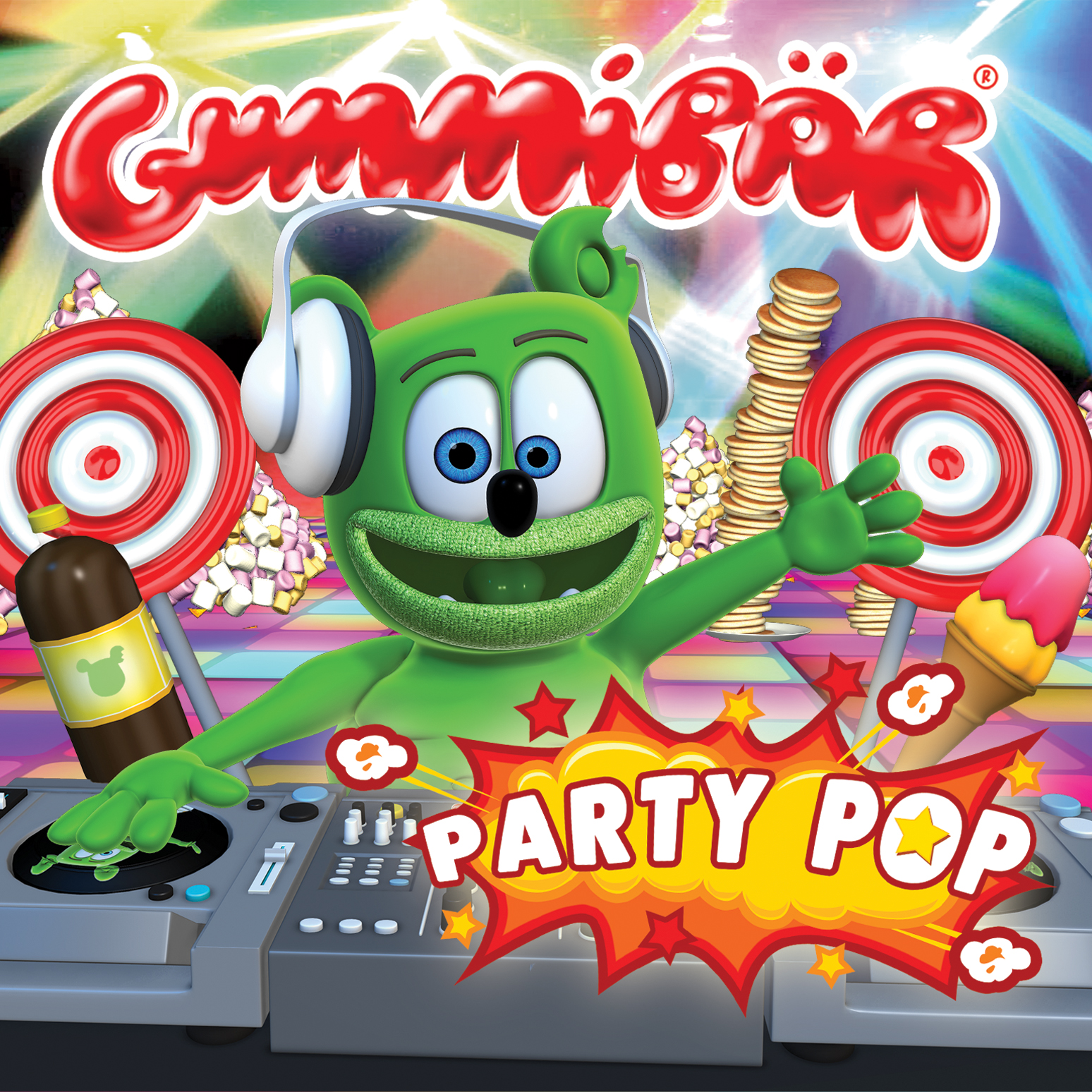Gummybear International Releases New Gummibär Album, Party Pop