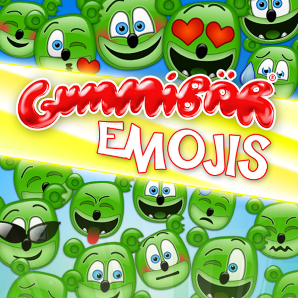 Gummibar The Gummy Bear Emoji App Now Available for Android