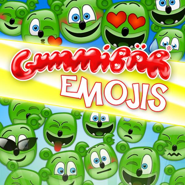 Gummibar The Gummy Bear Emoji App Now Available for Android