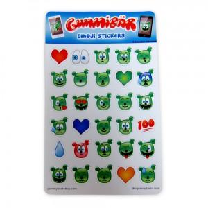 Gummibär Emoji Stickers