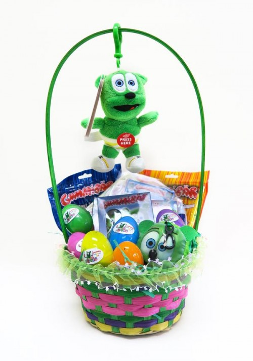 Gummybear International Launches Line of Gummibär Easter Products