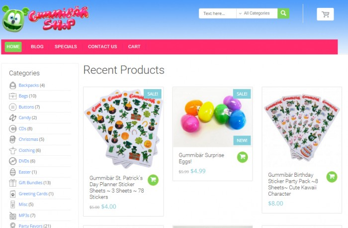 Gummybear International Reveals New Gummibär Shop