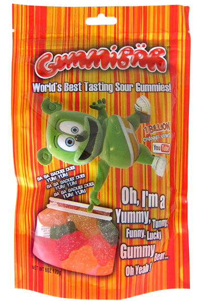gummibar sour gummy candy gummy bears gummybear gummy bear song
