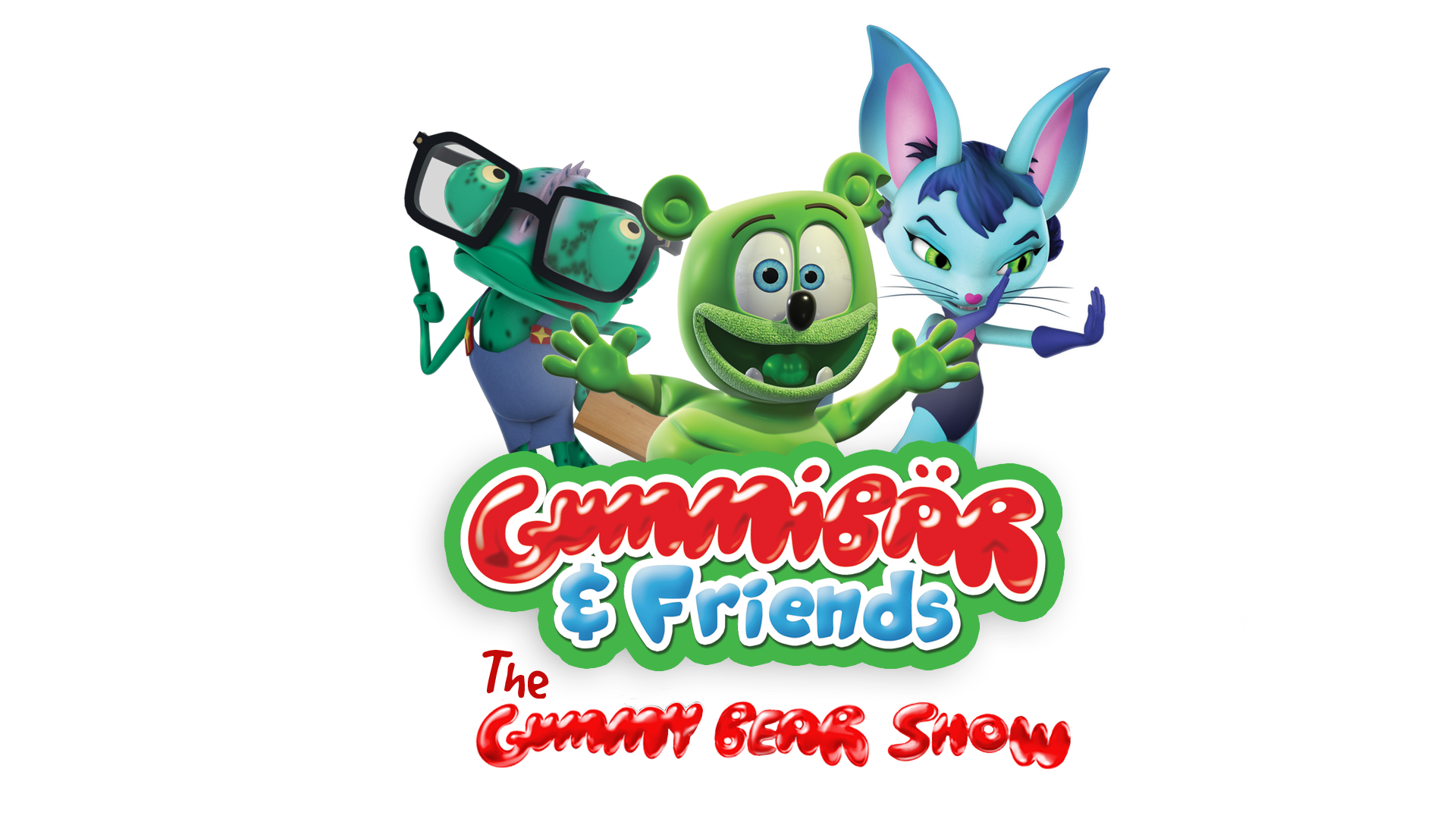 gummibär and friends the gummy bear show to premiere on youtube
