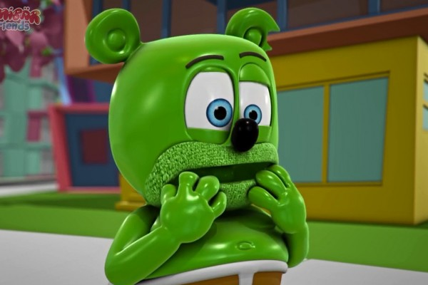 "Gummibär & Friends: The Gummy Bear Show Episode 7 – ""The Contest"""