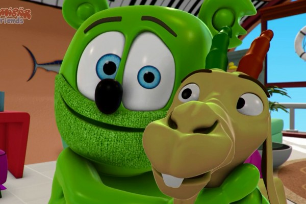 "Gummibär & Friends: The Gummy Bear Show: Episode 14 – ""The Happy Puppy"""